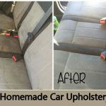 Best Homemade Car Upholstery Cleaner