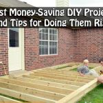 Best Money-Saving DIY Projects (and Tips for Doing Them Right)