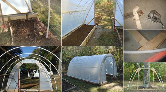 How To Build A 100 Dollar Greenhouse
