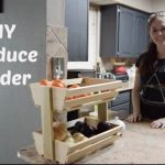 How To Build a Easy Fruit/Veggie Holder