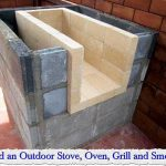 Build an Outdoor Stove, Oven, Grill and Smoker