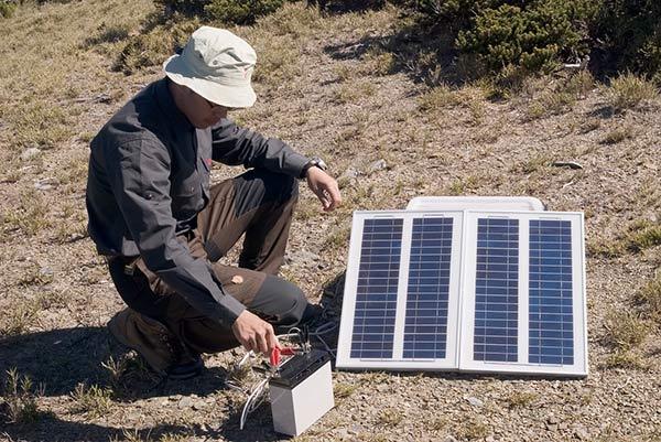 Building A Portable Solar Power Generator