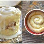 One Minute Cinnamon Roll In A Mug