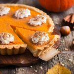 Cinnamon Whiskey Pumpkin Pie Recipe