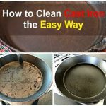 Cleaning Cast Iron the Easiest Way