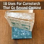 18 Uses For Cornstarch That Go Beyond Cooking