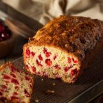 Gluten-Free Cranberry Orange Bread