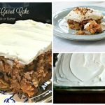 Crazy Carrot Cake - No Eggs, Milk or Butter