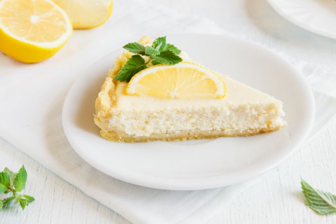 Cream Cheese Lemonade Pie