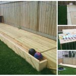 DIY Backyard Bowling Alley Tutorial