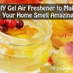 DIY Gel Air Freshener to Make Your Home Smell Amazing