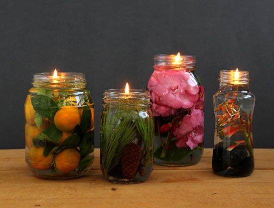 Magical Mason Jar Oil Lamp DIY