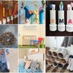DIY PVC Pipe Craft Projects