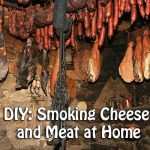 DIY: Smoking Cheese and Meat at Home