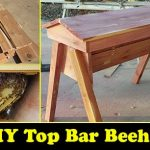 Build Your Own DIY Top Bar Beehive