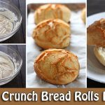 Dutch Crunch Bread Rolls Recipe