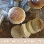 Easy Bread In A Can Recipe
