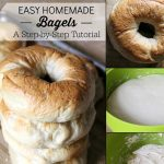 Easy Homemade Bagels - Step by Step Tutorial