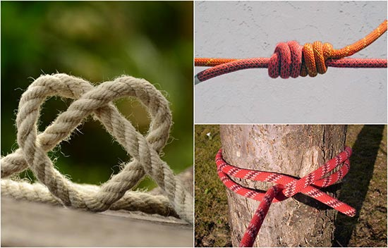 Five-Useful-Knots-For-Camping-Survival-Hiking