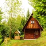 Free DIY Cottage Wood Cabin Plans