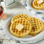 How To Make and Reheat Freezer Waffles