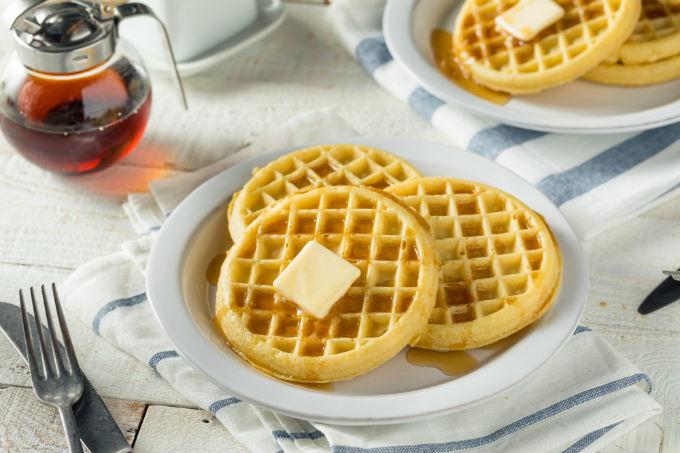 Freezer Waffles
