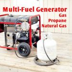 Generator Run On Multi-Fuel Sources