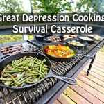 Great Depression Cooking: Survival Casserole