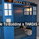 Guide To Building a TARDIS Bed