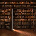 Hidden Bookcase