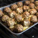 Home Canned Meatballs
