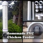 Home Made PVC Chicken Feeder