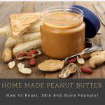 Home Made Peanut Butter