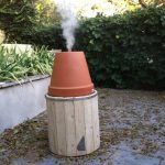 Homemade Barbecue Smoker