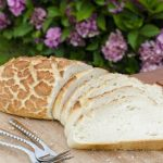 Homemade Tiger Bread