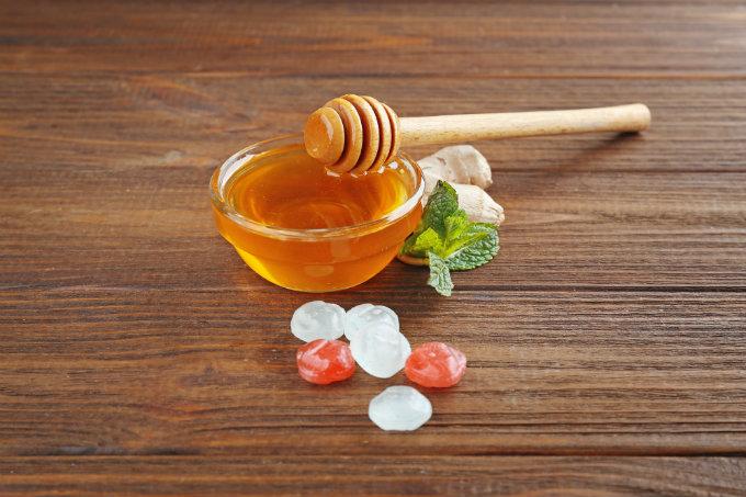 Honey Cough Drops