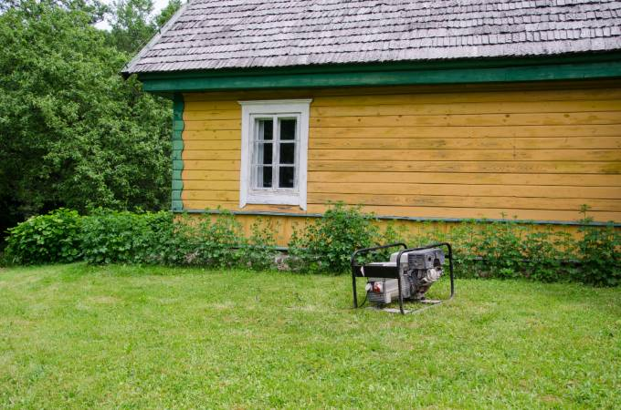 Hook Up A Generator To Your Home
