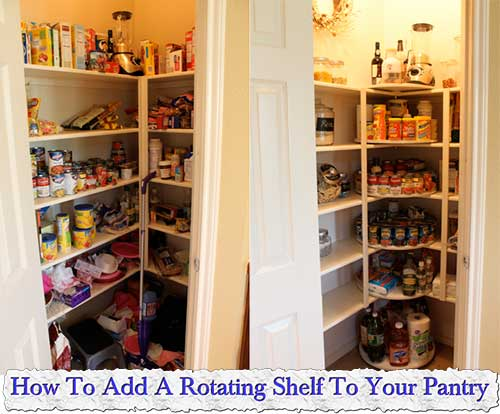 How-To-Add-A-Rotating-Shelf-To-Your-Pantry