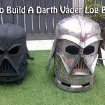 How To Build A Darth Vader Log Burner