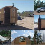 How To Build A Gypsy Wagon Trailer