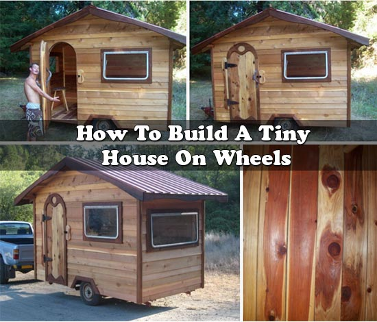 Pleasing How To Build A Tiny House On Wheels Largest Home Design Picture Inspirations Pitcheantrous