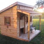 How To Build A Western Saloon Kid's Fort Using Standard Fence Boards