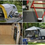 How To Build Teardrop Trailer With Built In Kitchen