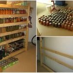 How To Build Your Own Canning Shelves