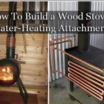 How To Build a Wood Stove Water-Heating Attachment