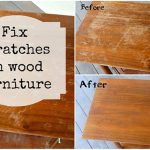 How To Easily Fix Scratches In Wood Furniture