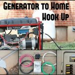 How To Hook Up A Generator To Your Home safely