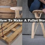 How To Make A Pallet Stool