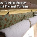 How To Make Energy-Saving Thermal Curtains