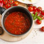 How To Make Fresh Tomato Sauce (Italian Secret Recipe!)